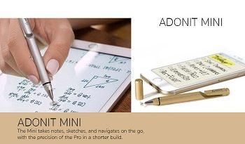 ปากกาสไตลัส, ปากกาAdonit, ปากกาจอทัชสกรีน, ปากกาสำหรับแอนดรอย์, ปากกาสำหรับwindows